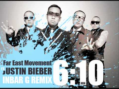 Far East Movement - Live My Life Ft. Justin Bieber (Inbar G Remix)