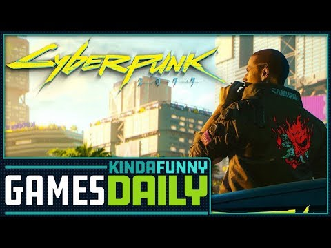 when-will-we-play-cyberpunk-2077?---kinda-funny-games-daily-08.24.18