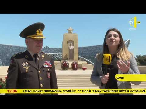İTV Xəbər - 09.05.2020(12:00)