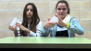 Cup song tutoriala euskaraz