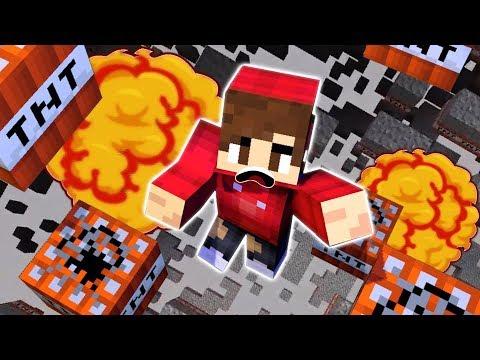 KAAN BEI DEN TNT SPIELEN Fang Mich Mit TNT Kaan Explodiert TNT - Minecraft spielen youtube