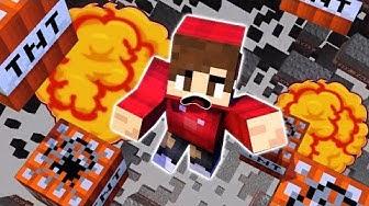 KAAN BEI DEN TNT SPIELEN! Fang mich mit TNT - Kaan explodiert! TNT Games Minecraft