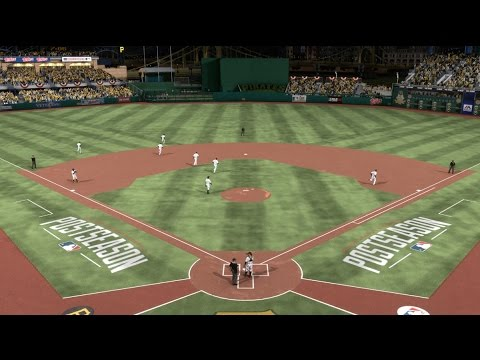 MLB 15: The Show sim - Cubs @ Pirates Wild Card Game