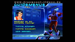 Trick Style Dreamcast Gameplay