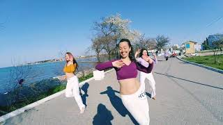 Reggaeton Fusion Choreo by @karni_dance / Online lesson, learn how to dance, tutorial available