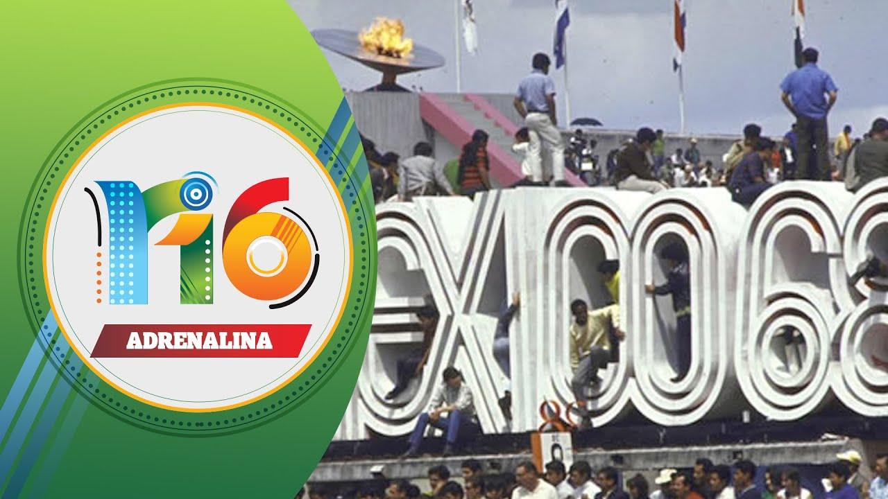 Juegos Olimpicos De Mexico 1968 Youtube