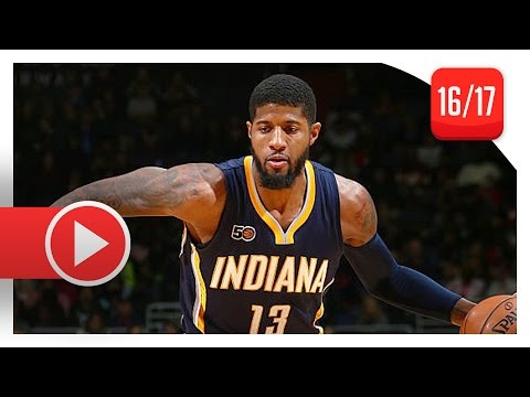 Paul George Full Highlights vs Wizards (2016.12.28) - 34 Pts, Pacers Feed