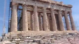 Pathenon Greece
