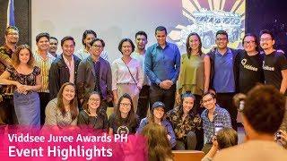 Viddsee Juree PH 2018 event highlights!