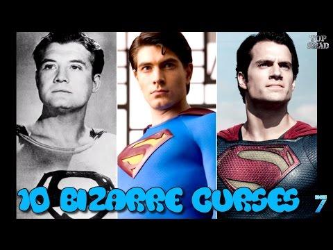 10 Bizarre Curses