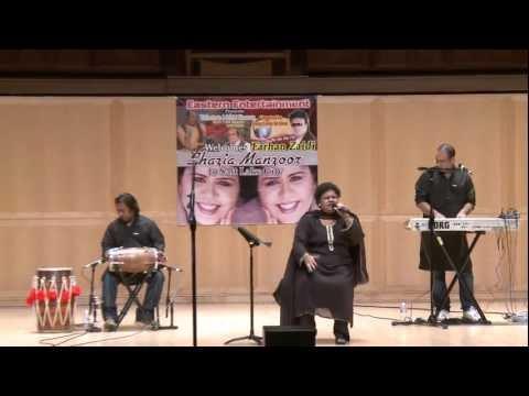 Shazia Manzoor at the University of Utah Garden Hall July 14, 2012