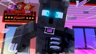 Twisted Wolf Returns ?! | Minecraft FNAF Roleplay