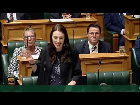 Address in reply debate - Video 4