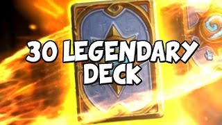 30 Legendary Deck in HEROIC BRAWL