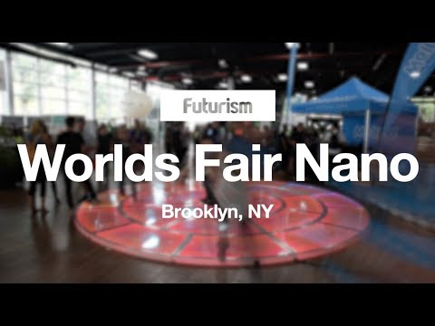 Futurism Original: Welcome to the Worlds Fair Nano