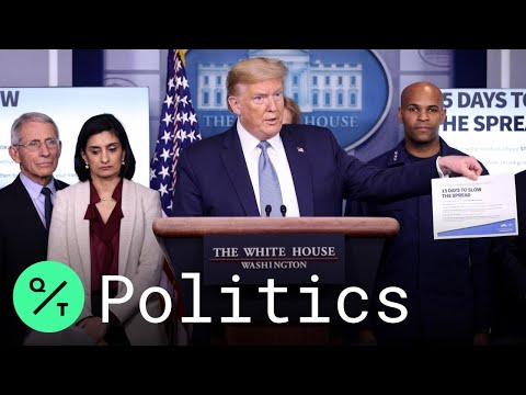 Coronavirus: Trump Hints at U.S. Recession, Says Virus May Stay Until August
