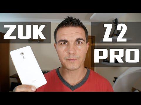 Impresiones finales Lenovo Zuk Z2 PRO