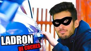 LADRON DE COCHES PROFESIONAL!! SIMULADOR DE LADRON PROFESIONAL Makigames