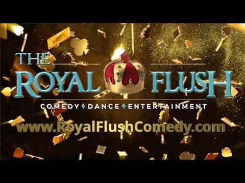 Royal Flush Comedy Show