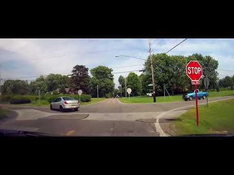Driving Around Madison, Ohio