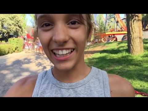 PARCO DIVERTIMENTI😍    Vlog 10-08-16
