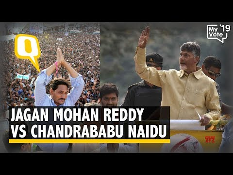 Jagan Mohan Reddy Vs Chandrababu Naidu – For The Win! | The Quint