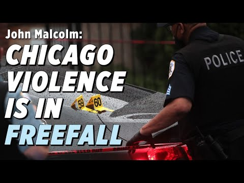 Chicago Is Being Littered With Dead Bodies: John Malcolm