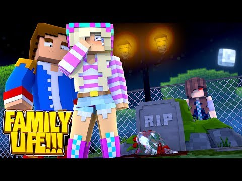Minecraft LEAH AND DONNY LOST THEIR BABY!!!