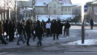 ACTA Demo in Heidenheim