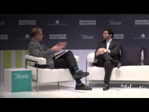 Jeff Weiner / Washington Ideas Forum 2015