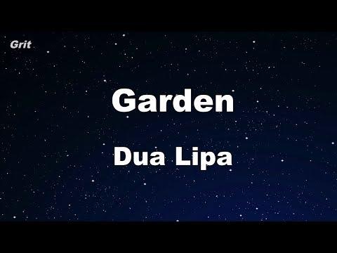 Garden - Dua Lipa Karaoke 【No Guide Melody】 Instrumental