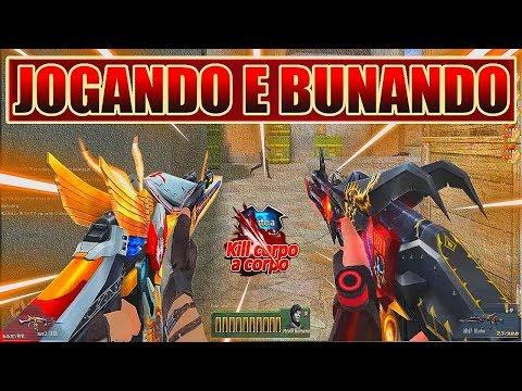 BLOOD STRIKE: JOGANDO E BUNNANDO 03