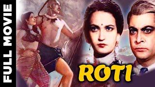 Roti (1942) | B&W Hindi Movie | रोटी | Chandra Mohan | Sitara Devi