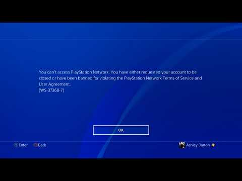 I GOT PERMANENTLY BANNED FROM PLAYSTATION! 😡 ( I DID NOTHING WRONG!)