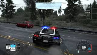 Need for Speed Hot Pursuit Arms Race
