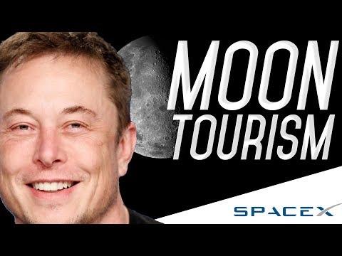 Elon Musk's Moon Tourism Explained!