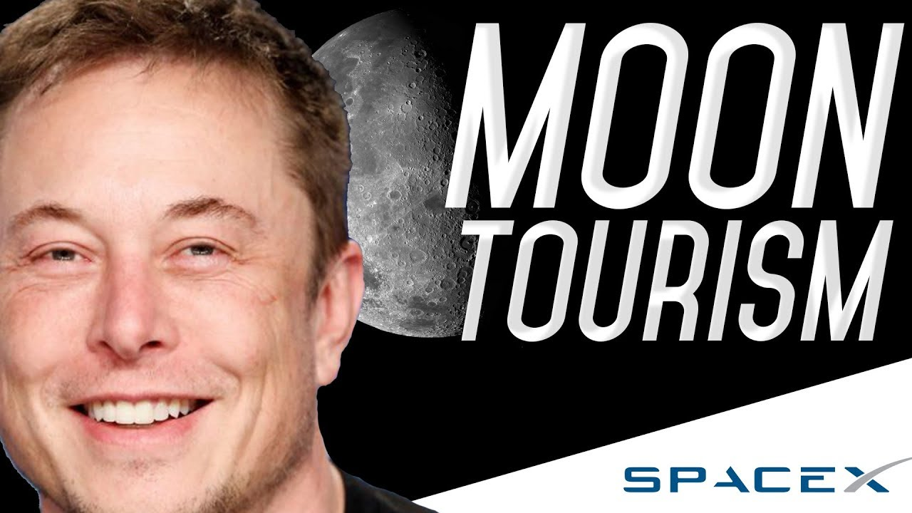 Elon Musk Wants Space Tourists to Fly on SpaceX's New Ride for NASA