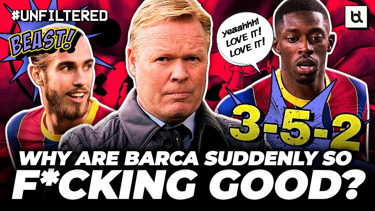 Download Barcelona's New Formation Explained! (And Just How Good It Actually Is...)