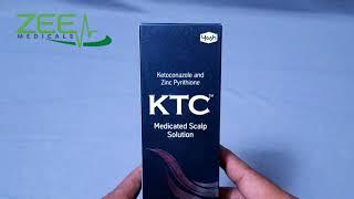 KTC Shampoo--Full Review | Best Dandruff and Hairfall Shampoo | बालो को  झड़ने से रोकें