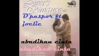 Gambar cover D'Paspor ft joelie ABADIKAN CINTA Lirik beauty cover