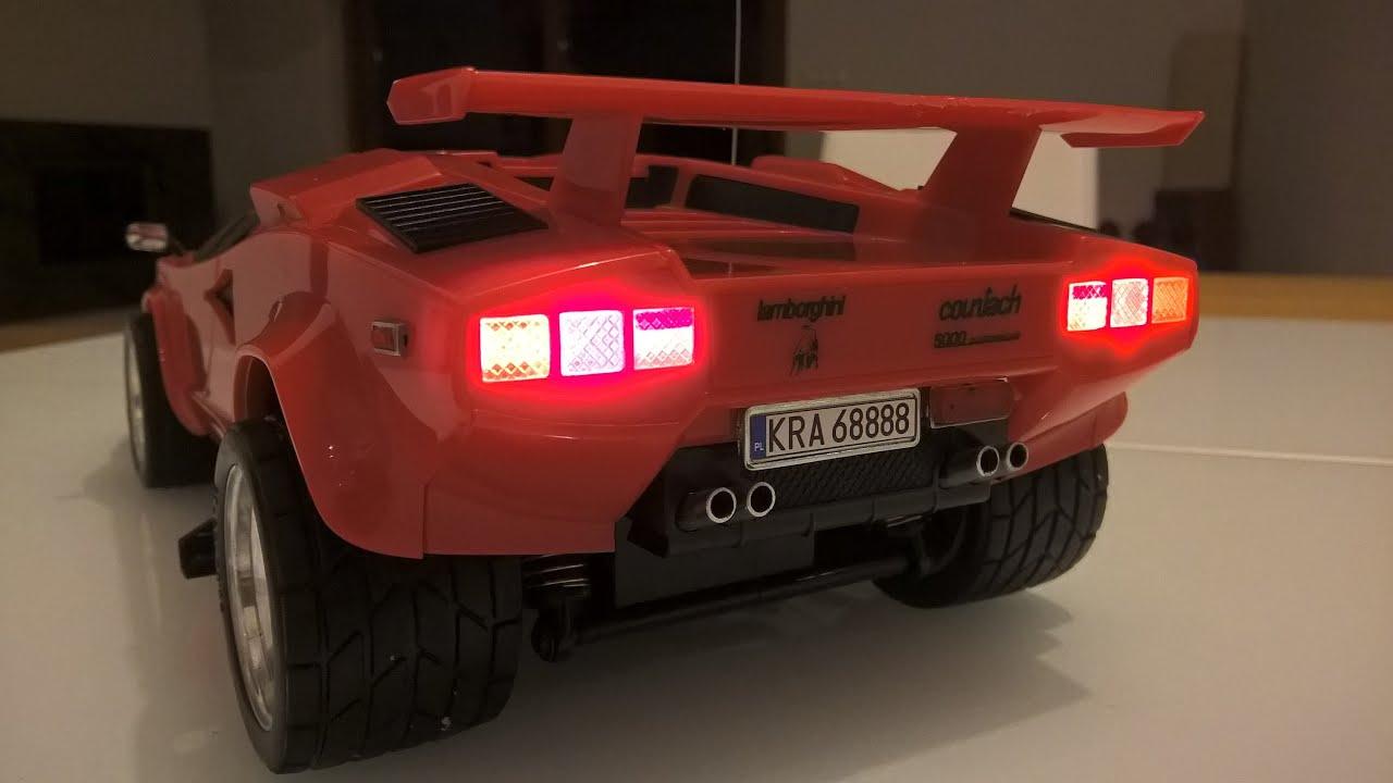 1985 lamborghini countach lp 5000 quattrovalvole (qv) - facelift
