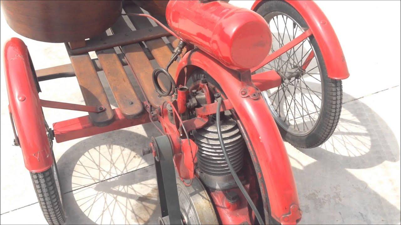 Briggs & Stratton  1917  49cc - Artsvalua
