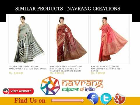 Online Saree Shopping Sites | Buy Indian Wedding Sarees