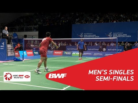 MS | SAI PRANEETH B. (IND) [3] vs Jonatan CHRISTIE (INA) [2] | BWF 2018