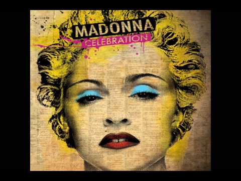 Into the Groove - Madonna - Celebration Album Version