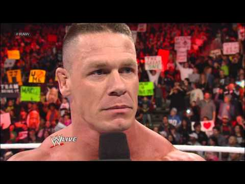 WWE Monday Night Raw En Espanol - Monday, January 28, 2013
