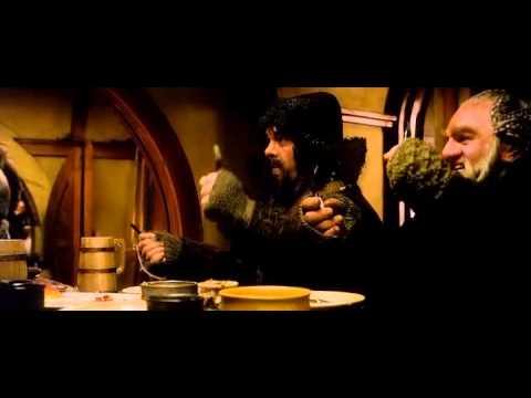 Lo Hobbit   Questo Bilbo lo Detesta   Spuntar Lame   Canzone dei Nani HD DVD