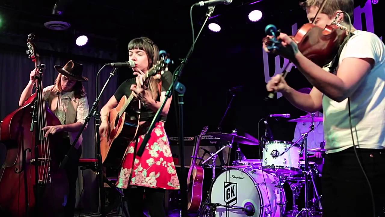 Hurray For The Riff Raff - Look Out Mama | Wednesday Night Ramble @ SXSW 2013