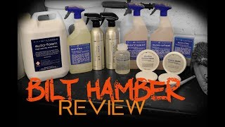 Bilt Hamber Laboratories review