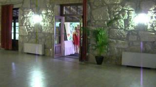 Mariage Pauline & Fred = Une entrée dans la salle de FOLIE !!